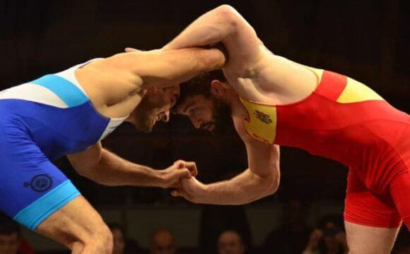 Чемпионат России по вольной борьбе во Владикавказе