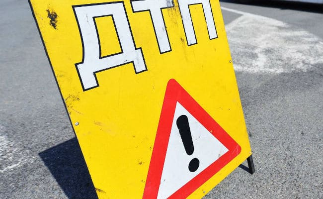 ДТП во Владикавказе с трамваем