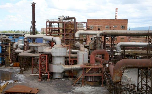С территории завода Электроцинк вывезут 370 тысяч тонн твёрдых отходов