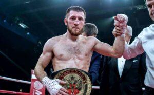 Георгий Челохсаев одержал победу на турнире в Минске