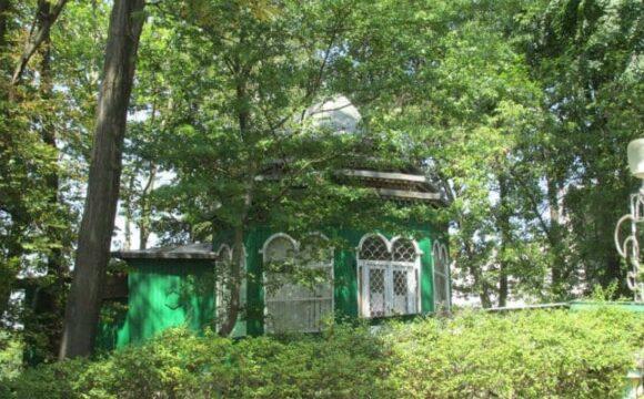 """Шахматный клуб и кафе """"Горка"""" во Владикавказе"""
