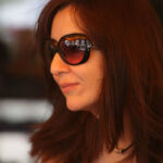 Журналист Мадина Сагеева