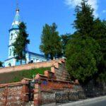 Восстановление исторического облика стены Осетинской церкви
