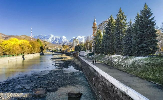 Реки Северной Осетии - Терек