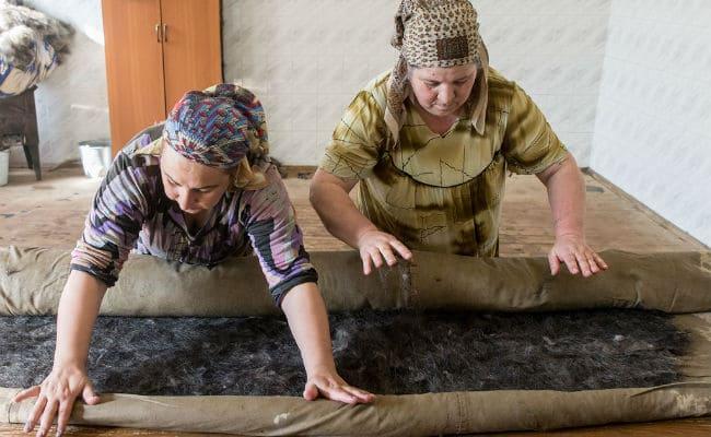 забытые осетинские ремесленные профессии