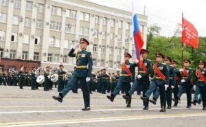 Новобранцы 58-й Армии приняли присягу