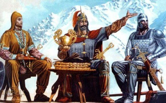 Выставка «Аланы. Сокровища аланских князей» в Эрмитаже