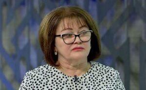 председатель республиканского комитета по охране и использованию объектов культурного наследия Эмилия Агаева