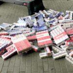 в Северной Осетии пресекли контрабанду табачных изделий