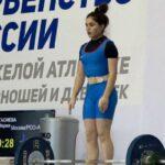 Мария Гасиева взяла бронзу на чемпионате по тяжелой атлетике