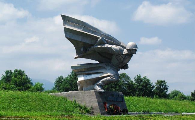 Мемориал Барбашово поле