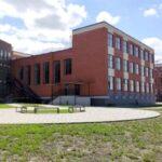 новая школа во Владикавказе на улице Шамиля Джикаева