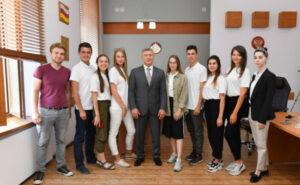 Российские трэвел-блогеры провели встречу с Рустемом Келехсаевым