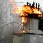 На трансформаторной подстанции произошло ЧП во Владикавказе