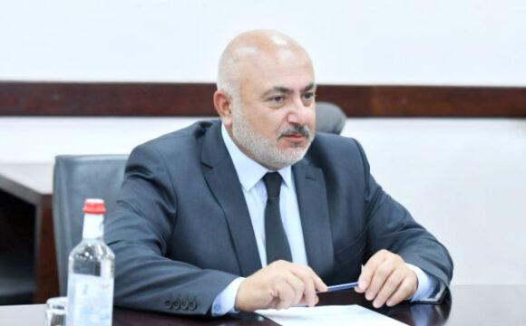 Вячеслав Битаров встретился с таможенным атташе при посольстве Армении в РФ Арамом Тананяном