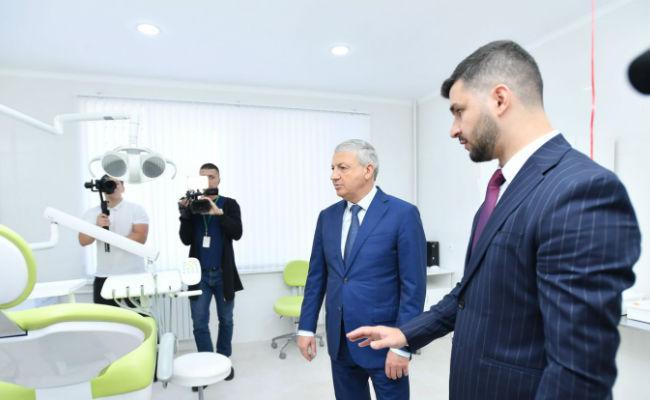Сельская амбулатория открыла свои двери в Северной Осетии
