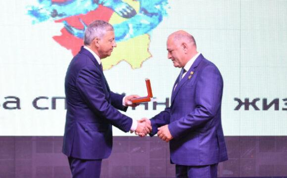 Поздравления и награды врачам Северной Осетии