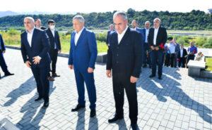 В Северной Осетии вспоминают жертв кармадонской трагедии