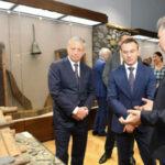 Во Владикавказе торжественно открыли Национальный музей