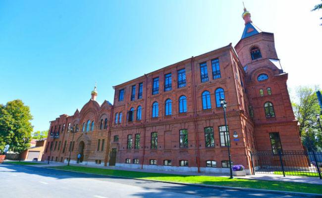 Комплекс церковных зданий открылся во Владикавказе