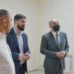 Председатель Правительства РСО-Алания Таймураз Тускаев посетил социально значимые объекты во Владикавказе