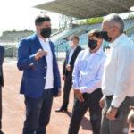 Таймураз Тускаев проверил ход строительства объектов социального значения Северной Осетии