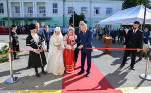 В станице Архонская после реконструкции открылась больница на 50 коек