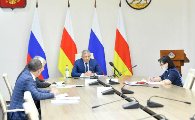 В Северной Осетии прошло заседание антинаркотической комиссии