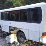 В Северной Осетии произошло ДТП с участием автобуса