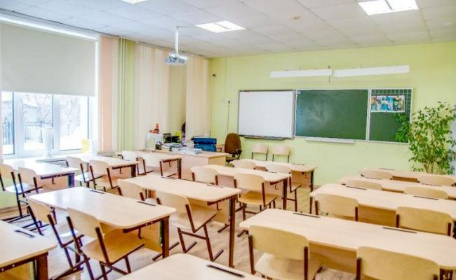 В Чиколе после капитального ремонта открыли школу № 2