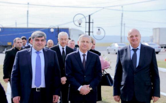 Глава Кабардино-Балкарской Республики посетил Северную Осетию с рабочим визитом