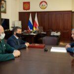 Алексей Бреусов назначен на должность руководителя Северо-Осетинской таможни