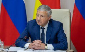 предупреждение распространения COVID-19 на территории Северной Осетии